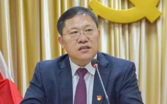 肇庆市委|张广宁任肇庆市委副书记、市委委员、常委