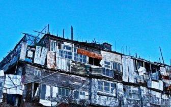 台湾钉子户: 老人花40年给儿子盖房, 500万也不卖