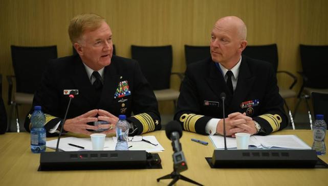 外媒:美军将扩大在挪威临时部署规模