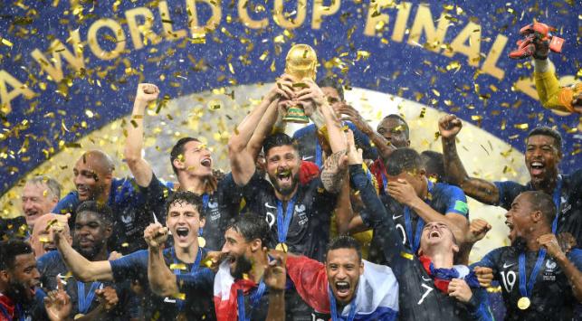 FIFA公布最新世界排名:法国居首 国足仍列亚洲