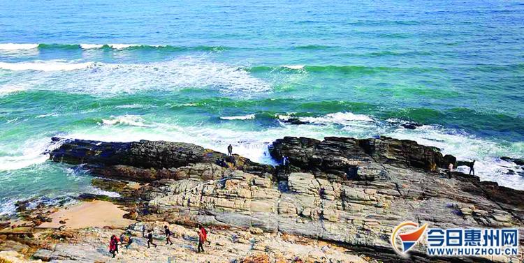粤100个最美观景拍摄点揭晓 惠东盐洲岛等5景点入选