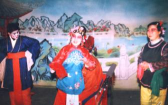 壶关鼓书参加第十届中国曲艺牡丹奖全国曲艺大赛