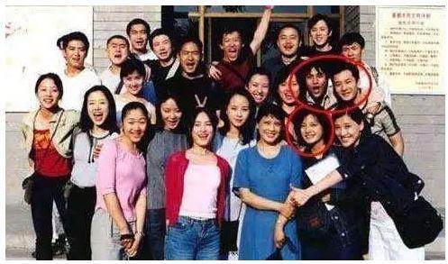黄晓明赵薇那个班,真的是学经济的吧