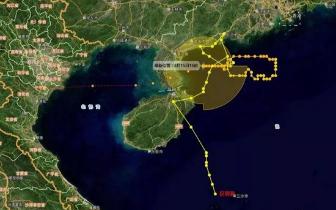 """""""贝碧嘉""""于16日前后对防城港产生较强风雨影响"""