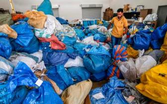 巴勒斯坦10吨信件包裹遭以色列扣留 延迟8年才收到