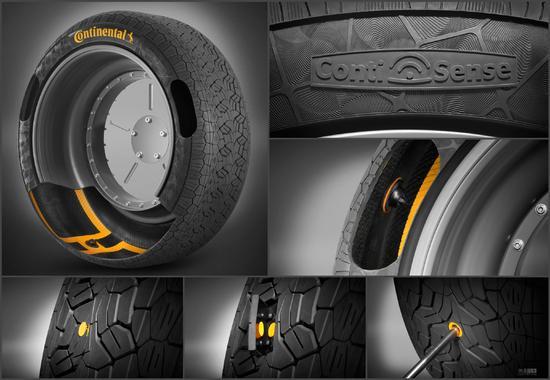 马牌轮胎测试
