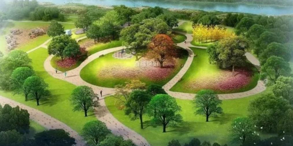 绵阳城区6000平米休闲绿地年内建成