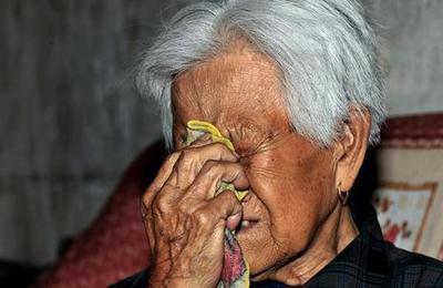 """残忍和泪水都应该被铭记—""""慰安妇""""档案"""