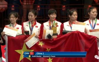 北海跆拳道女将骆宗诗为国征战第十八届亚运会