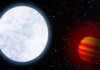 """科学家在""""超热木星""""上发现铁和钛"""