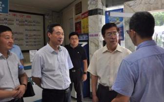 国家卫健委专家组到省胸科医院督导疫苗接种工作