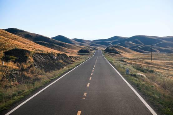 一路向西大地苍茫:在新疆遇见S318省道