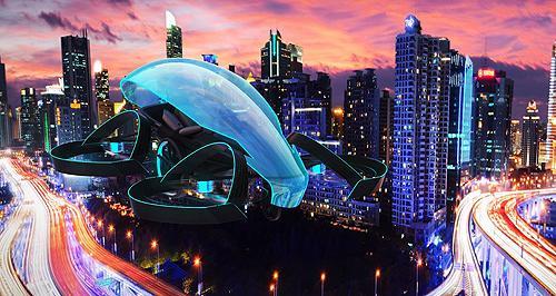 丰田飞行汽车申请SkyDrive商标 或亮相东京奥运会