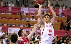斯杯-中国男篮负克罗地亚获第三