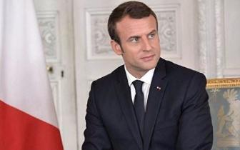 马克龙:法国重视土耳其稳定繁荣并向土提供支持