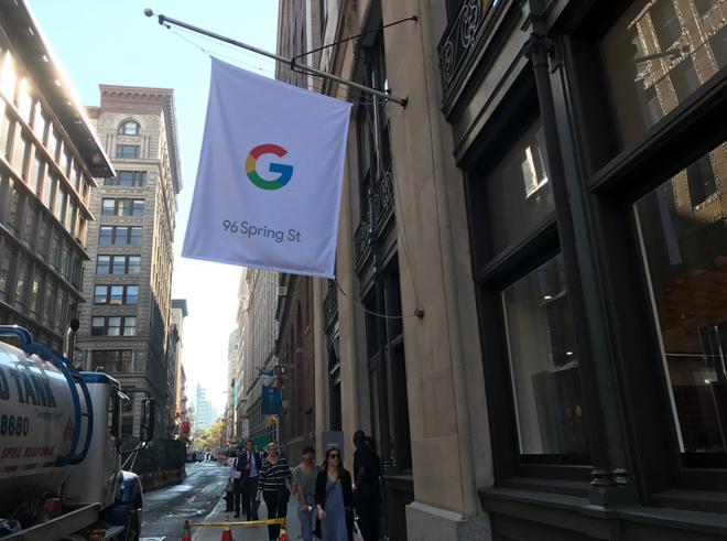 不甘示弱!谷歌或开设首家旗舰零售店