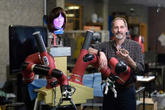 Richard Voyles:精准交互无人机的现在和未来