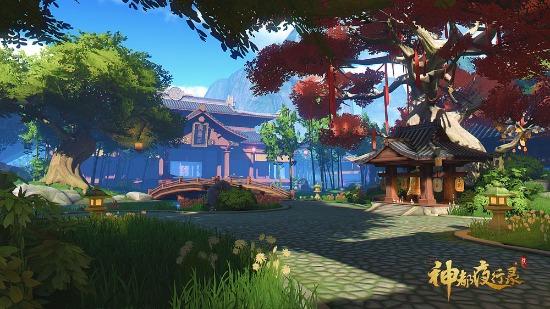 古韵唐风的家园