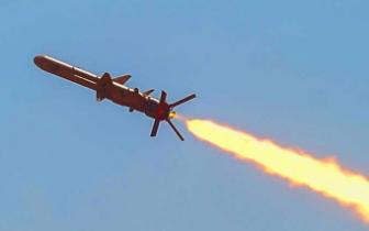 乌克兰军方成功试射本国独立研制的巡航导弹