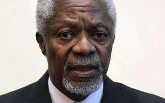 前任联合国秘书长科菲·安南去世 享年80岁