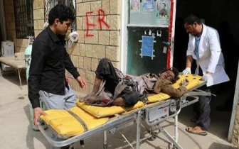 也门校车遇袭40名儿童死亡 美媒:所用炸弹来自美国