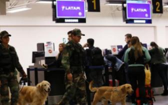 智利男子因行李被弄丢