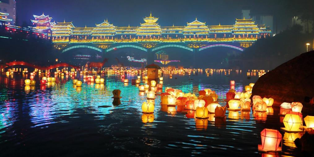 """""""中元节""""宜昌滨江公园将启动17个集中祭祀点"""