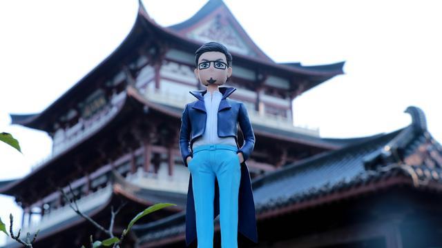 蓝先生的拾年故事——蓝光雍锦半岛