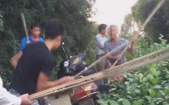 横县小偷偷车被发现后遭村民殴打致死 打人者被起诉