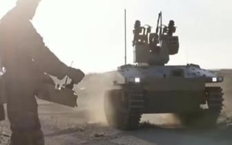 无人机对攻!叙利亚战场正上演