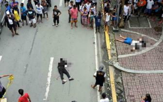 外媒:2名中国公民在菲律宾遭枪杀身亡 警方正调查