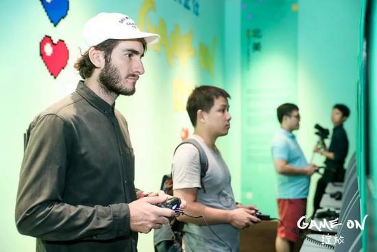 """全球首个电子游戏博物馆震撼开幕  """"GameOn绽放""""为玩家带来游戏正能量"""