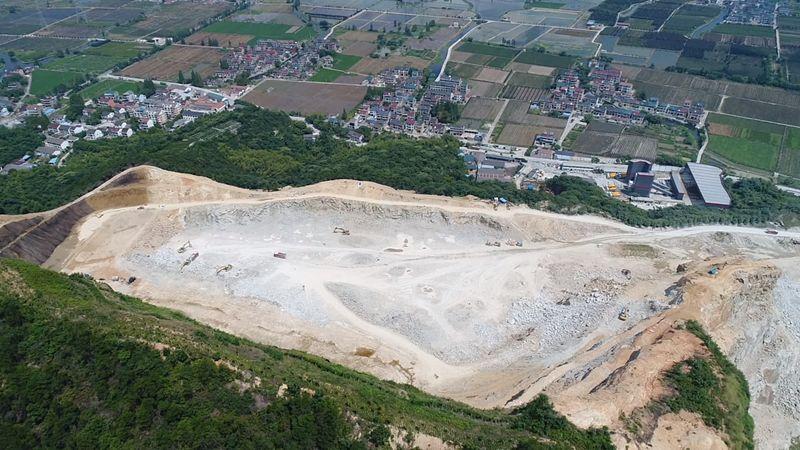 失控的铀矿石;绍兴放射性石料流向民居 辐射超标