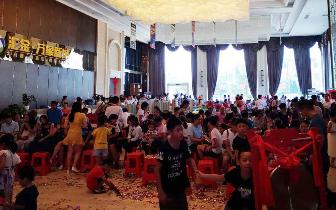 广州千人看房团来袭,汇金万象新城遭疯抢!