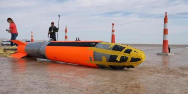 美军B61战术核弹测试曝光弹头绑胶带
