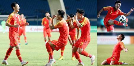 亚运-韦世豪率U23小组头名晋级 外媒连声叹:C罗