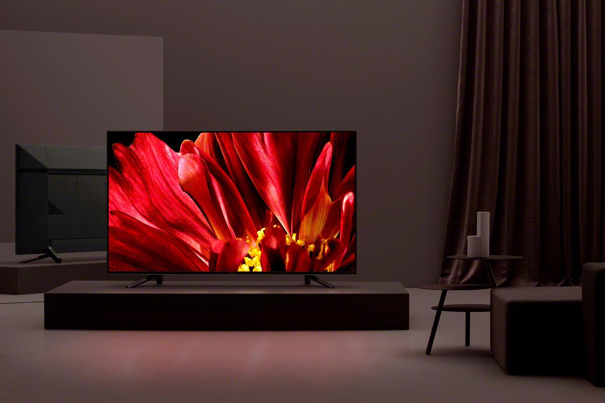 索尼发布A9F OLED电视与Z9F液晶电视 售价19999元起