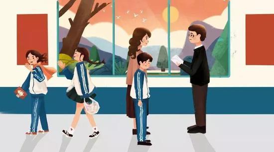 衡水中学新生规则引热议:禁手机 短裤裙子要过膝