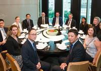 新西兰教育部长会见侨外副总裁 期待留学领域里更多合作