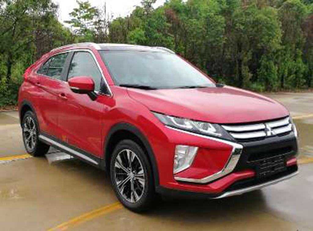 即将11月上市 广汽三菱奕歌SUV申报图发布