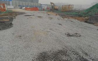 混凝土用石屑替代河沙 衡阳一楼盘被叫停