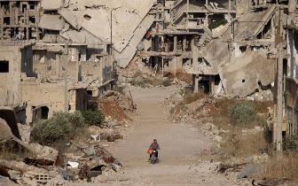 有人为叙利亚平民开发空袭预警app