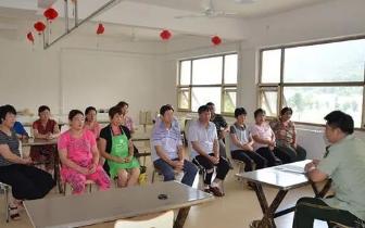 南阳消防支队:消防培训走进养老机构