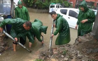 暴雨|商丘暴雨来袭 有这样一群人守护城市和人民的安宁