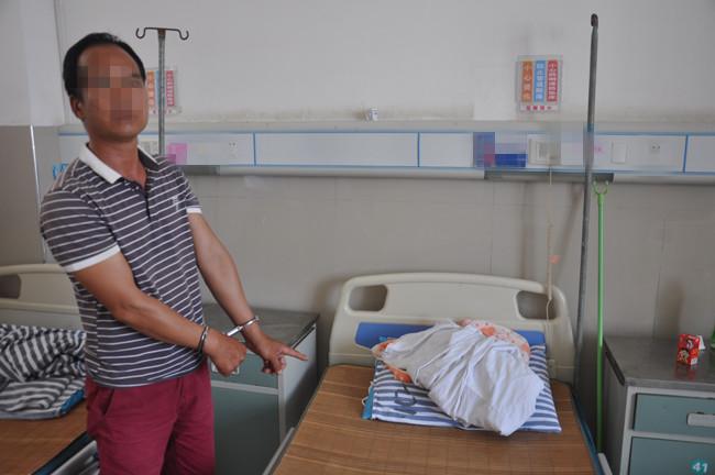 田东警方斩断伸向医院病人财物的黑手 一惯偷被抓