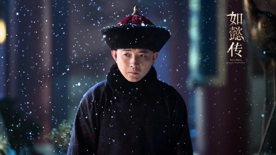 """李琦《如懿传》开播 挑战年龄跨度诠释""""忠诚三宝"""""""