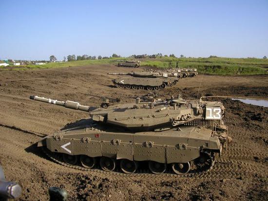 发动地面战?美媒:以色列为缓解导弹威胁或主动出击