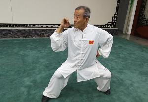 孙绍刚:八极拳名师悉心传艺育英才
