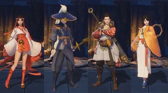 四大降妖师身份-巫祝、大理寺、游侠、阴阳家