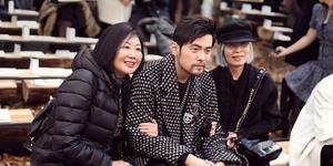 没想到周家的时尚ICON不是昆凌 是叶惠美